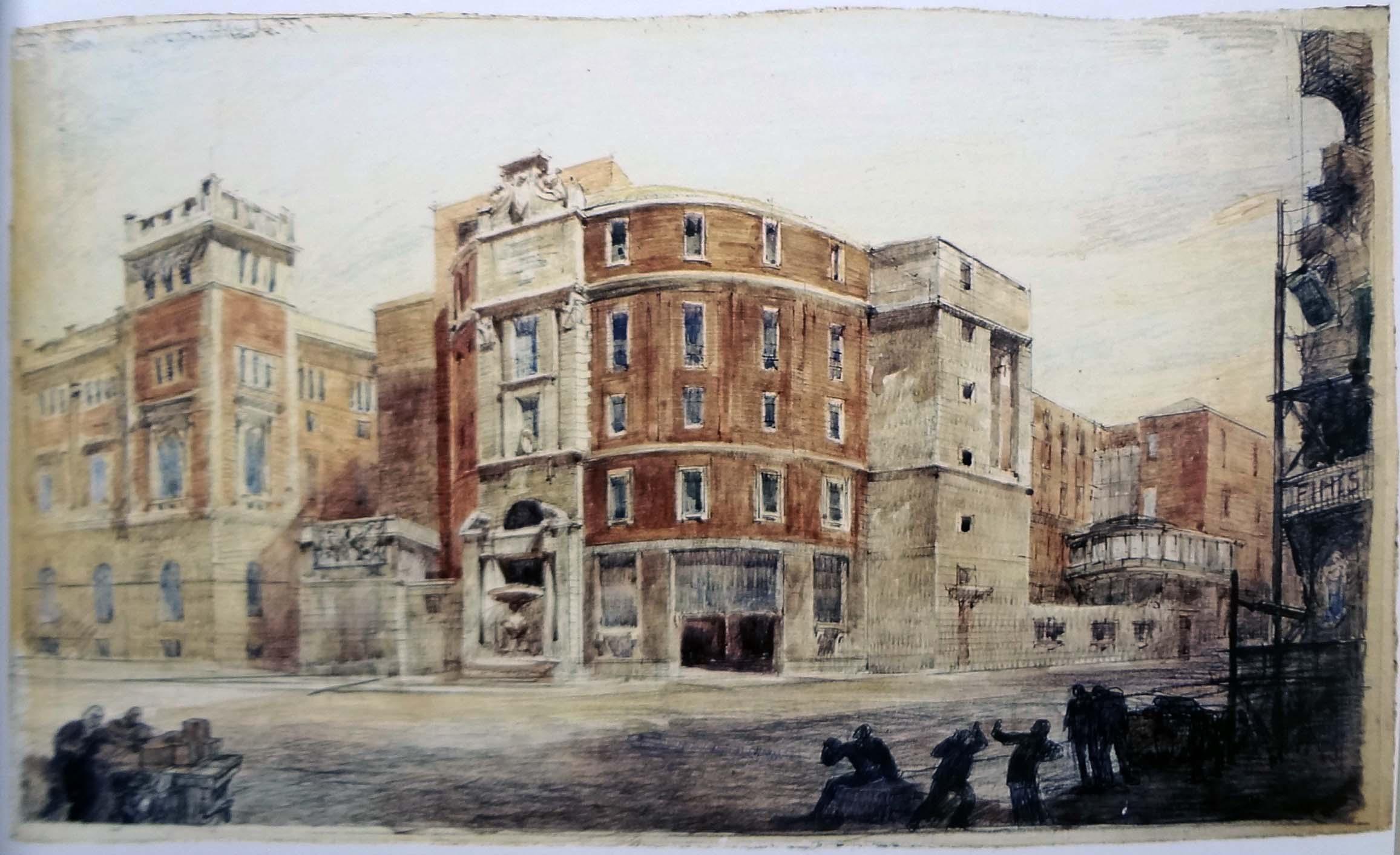 Chi e il mostro centro studi giorgio muratore for Carlo scarpa biografia