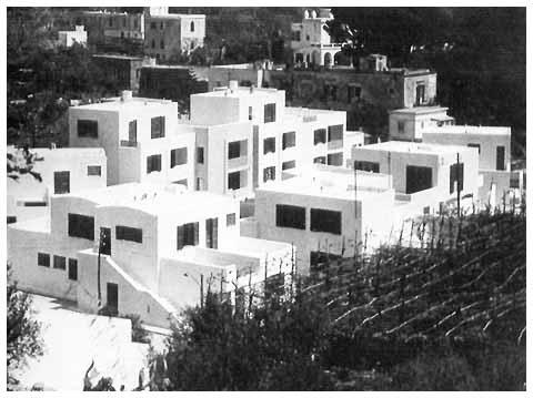 rosanna bucchi capri 1950