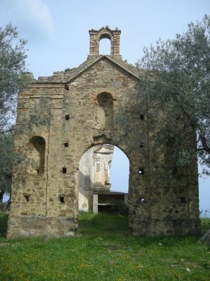 chiesa montegiordano