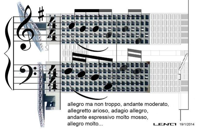 Torre Eurosky, Ruggero Lenci 19,01,2014