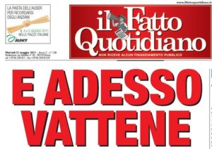 Il+Fatto+Quotidiano+%2831-05-11%29