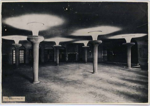 Poelzig Hans  (1869-1936): Großes Schauspielhaus, Berlin