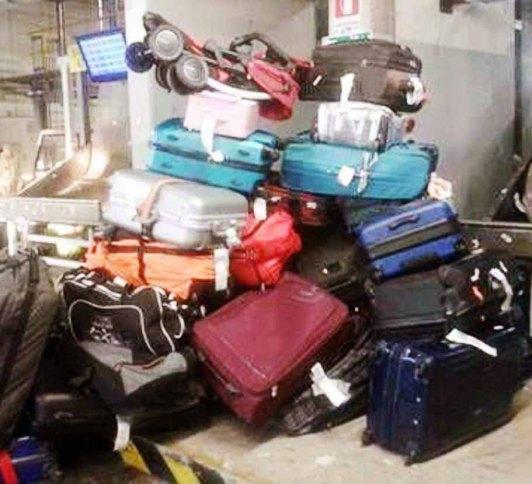 bagagli fiumicino