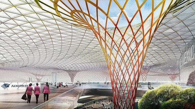 PROJECT OF NEW AIRPORT IN MEXICO CITY