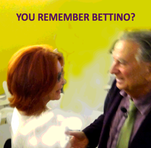 YUO REMEMBER BETTINO? 2