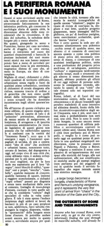 G.M. ABITARE maggio 1984