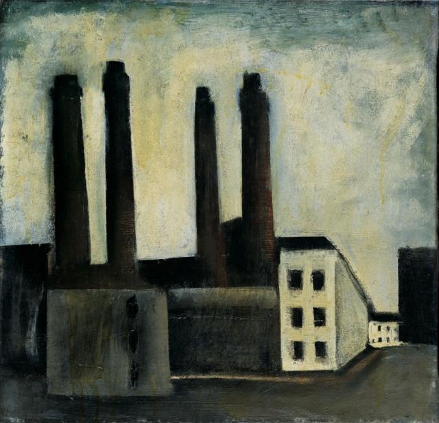 sironi 1927