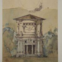 """Al Museo di Roma """"Raffaele de Vico, architetto e paesaggista"""""""