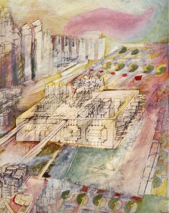 thumbnail_Franco Purini Citta in costruzione 1966