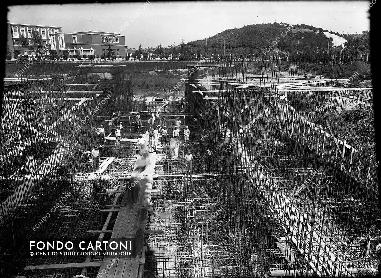 ser. 22 - Fondo Cartoni - © Centro Studi Giorgio Muratore - Archiwatch.it