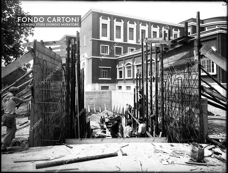 ser. 37 - Fondo Cartoni - © Centro Studi Giorgio Muratore - Archiwatch.it
