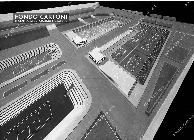ser. 384 - Fondo Cartoni - © Centro Studi Giorgio Muratore - Archiwatch.it