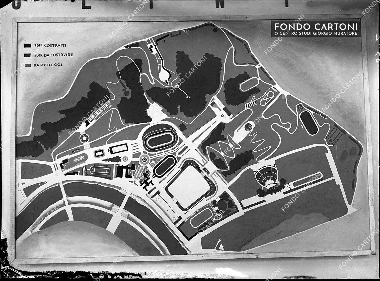 ser. 527 - Fondo Cartoni - © Centro Studi Giorgio Muratore - Archiwatch.it