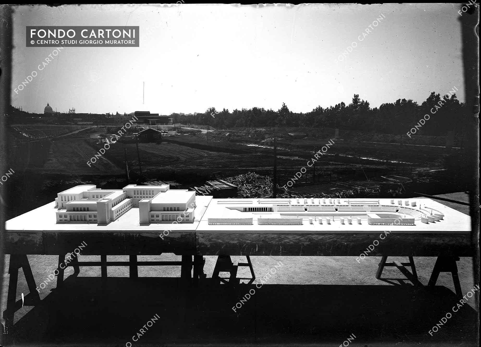 ser. 633 - Fondo Cartoni - © Centro Studi Giorgio Muratore - Archiwatch.it